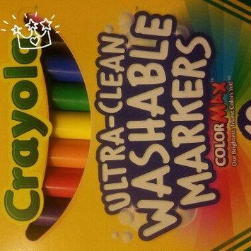 Photo of Crayola 10 Ct Ultraclean Broadline Classic uploaded by Shea B.