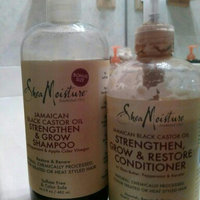 SheaMoisture Jamaican Black Castor Oil Strengthen & Grow Shampoo uploaded by Amanda R.
