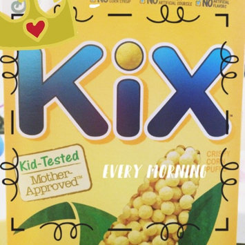 Photo of Kix Cereal Original uploaded by Sarah F.