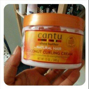 Cantu Shea Butter Coconut Curling Cream uploaded by Paulina C.