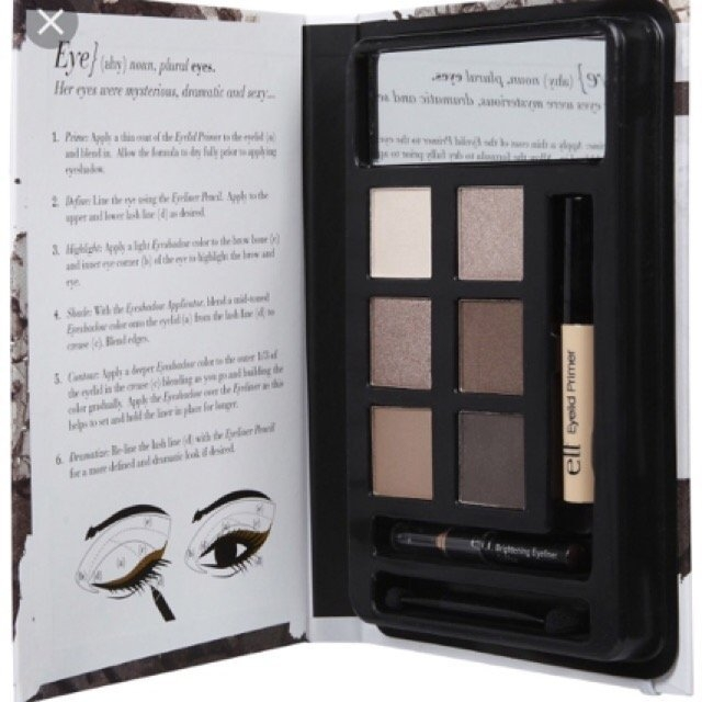 e.l.f. Cosmetics Beauty Eye Manual Everyday Eye Edition uploaded by Jenna A.
