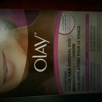 Olay Smooth Finish Facial Hair Removal Duo Kit uploaded by Sheridan W.