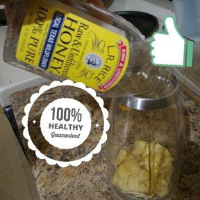 L.R. Rice 100% Pure Raw & Unfiltered Local Texas Wildflower Honey, 16 oz uploaded by Lidia Z.