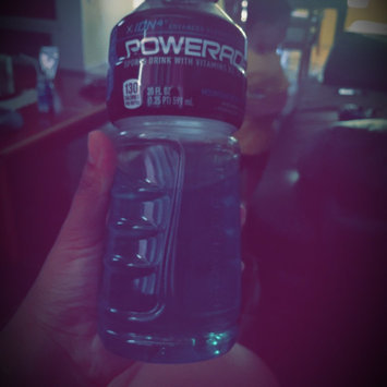 Photo of Powerade Ion4 Mountain Berry Blast Sports Drink 20 oz uploaded by Justina V.