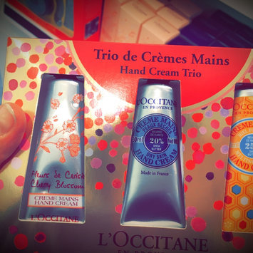 L'Occitane Shea Butter Hand Cream uploaded by Nicole V.