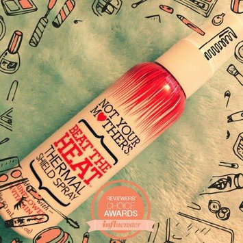 Photo of Not Your Mother's® Beat The Heat Thermal Shield Spray uploaded by Caitlin B.