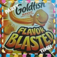 Goldfish® Flavor Blasted® Xtra Cheddar Baked Snack Crackers uploaded by Jessica C.
