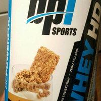 BPI Sports Whey-HD Ultra Premium Whey Protein Powder, Granola Crunch, 2 Pound uploaded by Anthony J.