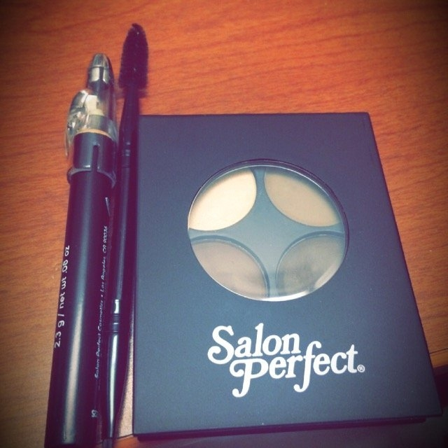 Salon Perfect Perfect Brow Defining Kit, 3 pc uploaded by Ulyssa F.