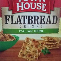 Keebler Town House Italian Herb Flatbread Crisps Crackers uploaded by Heidi M.