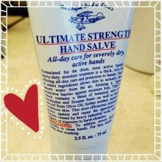 Kiehls 04460828603 Ultimate Strength Hand Salve 75ml2.5oz uploaded by Susan F.