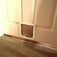 PetSafe Cat Flap Door - White uploaded by Vivianna S.