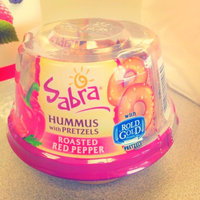Sabra Hummus with Pretzels Classic uploaded by Miriam D.