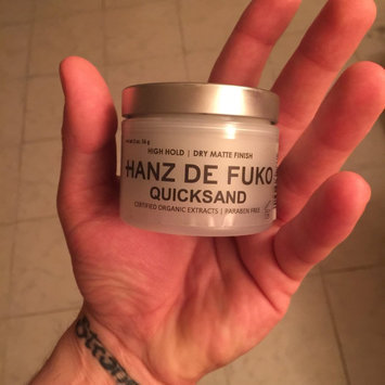 Photo of Hanz De Fuko Quicksand 56g uploaded by Jack C.