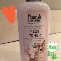 Nourish Organic Refreshing and Balancing Face Toner uploaded by Andrea D.