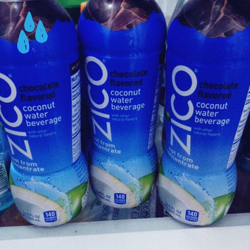 Zico Premium Coconut Water Chocolate uploaded by Rocio V.