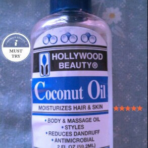 Photo of Hollywood Beauty Coconut Oil uploaded by Eduardo R.