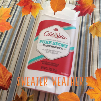 Photo of Old Spice Pure Sport High Endurance Anti-Perspirant & Deodorant uploaded by Brittany S.