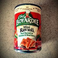 Chef Boyardee Mini Ravioli uploaded by Ann C.