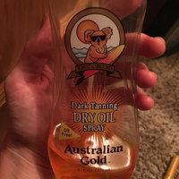 Australian Gold Dark Tanning Exotic Oil Spray uploaded by Molly G.