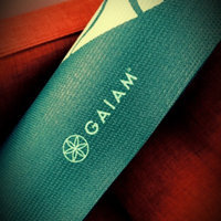 Gaiam Yoga Tree of Life Yoga Mat uploaded by Mikey P.