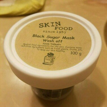 Skin Food Black Sugar Mask Wash Off uploaded by 《T☆T》 T.