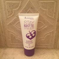 Rimmel Stay Matte Primer uploaded by Olivia V.