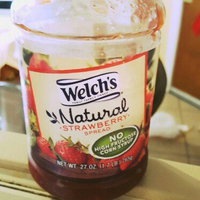 Welch's® Natural Strawberry Spread uploaded by Roxana L.