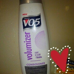 Photo of Alberto VO5® Volumizer Conditioner 11 fl oz Bottle uploaded by Amanda W.