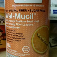 Walgreens Wal-Mucil Laxative/Fiber Supplement Powder Sugar Free uploaded by Crystal D.