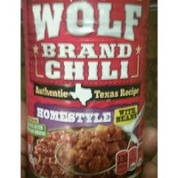 Wolf Homestyle Chili With Beans uploaded by Shawanda W.