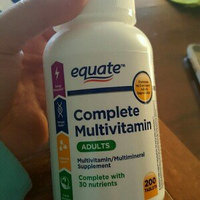 Equate Complete Multivitamin Dietary Supplement uploaded by Cynthia H.