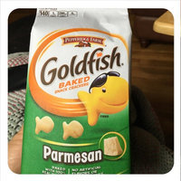Pepperidge Farm Goldfish Parmesan Baked Snack Crackers 6.6 oz uploaded by Mary P.