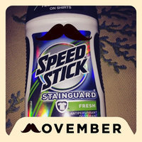 Speed Stick with Stainguard Antiperspirant & Deodorant Solid uploaded by Emily C.