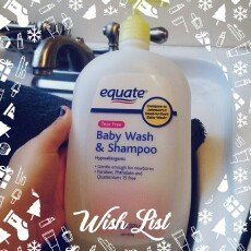 Photo of Equate Tear Free Baby Wash & Shampoo, 28 fl oz uploaded by Marieli C.
