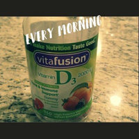 Vitafusion Vitamin D3 Gummy Vitamins uploaded by Hollie B.