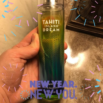 Photo of Bath & Body Works TAHITI ISLAND DREAM Fine Fragrance Mist 8 fl oz / 236 mL uploaded by Justin M.