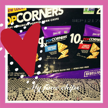 Photo of Popcorners Natural Popped Corn Chips 5-Ounce Package Sweet Chili Flavor (Pack of 12) uploaded by Danya A.