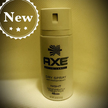 Photo of AXE® White Label™ Night Dry Spray Antiperspirant uploaded by Phillip G.
