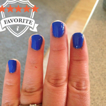 Photo of N.Y.C. New York Color Minute Quick Dry Nail Polish, uploaded by Mindy H.