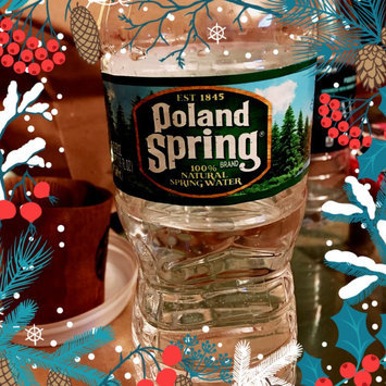 Poland Spring® Natural Spring Water uploaded by Allie P.