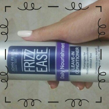 John Frieda Frizz-Ease Daily Nourishment Leave-In Conditioning Spray uploaded by Luisa M.