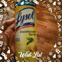 Lysol Disinfectant Spray, Lemon Breeze uploaded by Jherrica S.