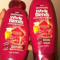 Garnier® Whole Blends™ Argan Oil & Cranberry Extracts Color Care Conditioner 12.5 fl. oz. Bottle uploaded by Stacey G.