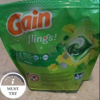 Gain Flings Original Laundry Detergent Pacs uploaded by Cherry G.