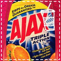 Ajax Triple Action Dish Liquid Orange 30 oz uploaded by Jessica W.