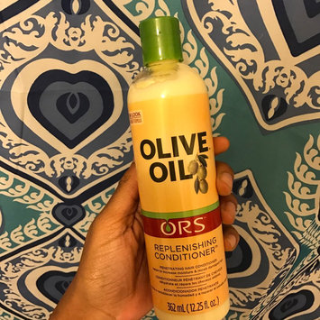 Photo of Organic Root ORS Olive Oil Replenishing Conditioner 3Pk uploaded by Veronica