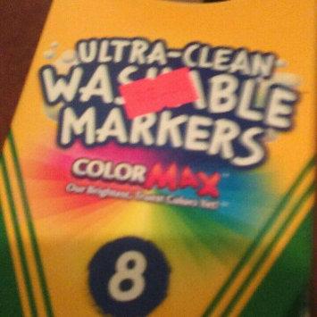 Photo of Crayola 10 Ct Ultraclean Broadline Classic uploaded by Mya O.
