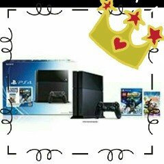 Sony PlayStation 4 Console uploaded by Katalina B.