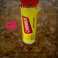 Carmex Moisturizing Lip Balm Stick SPF 15 uploaded by Alyssa K.